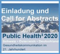 Public Health 3 Tagung 2020